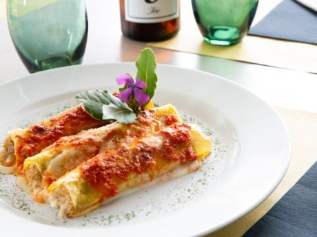 Cannelloni della casa-Restaurant Hotel Alla Fonte-Arta Terme-Carnia