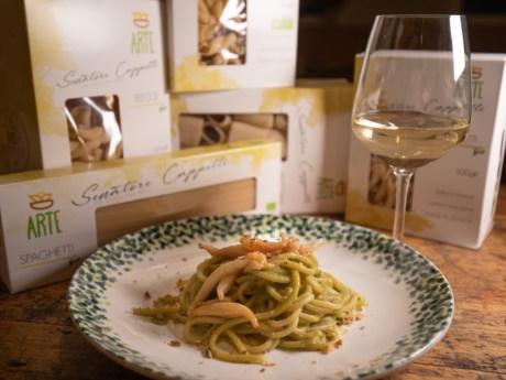 Pasta Senatore Cappelli-Ristorante Hotel Alla Fonte-Arta Terme-Carnia